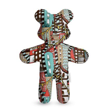 Teddy Bear - City of Towers