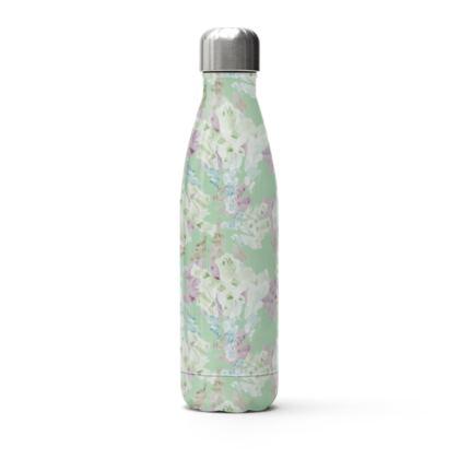 Stainless Steel Thermal Bottle  Moonlight  Meadow