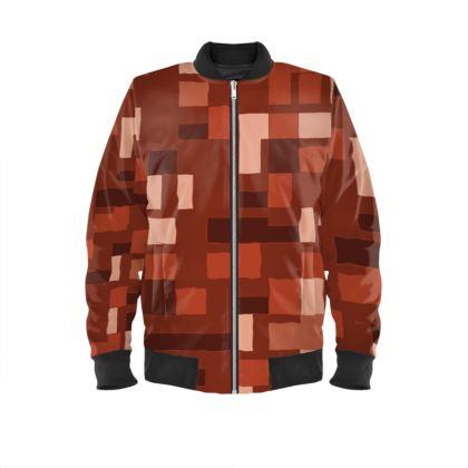 Autumn Browns Geometric