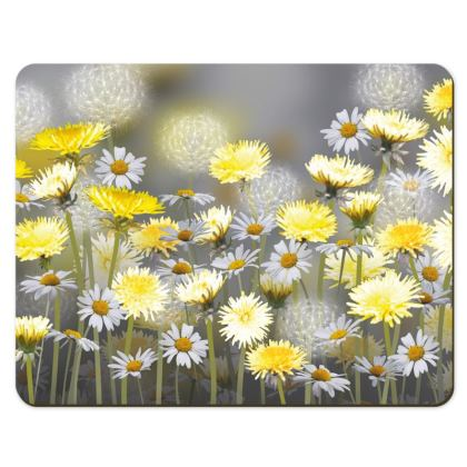 Placemats - Dandelion and Daisy Meadow