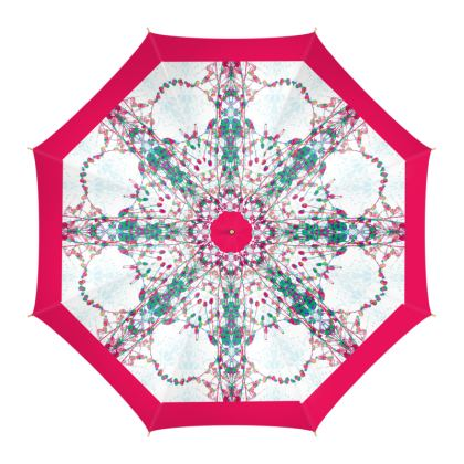 Boho Teasel Umbrella