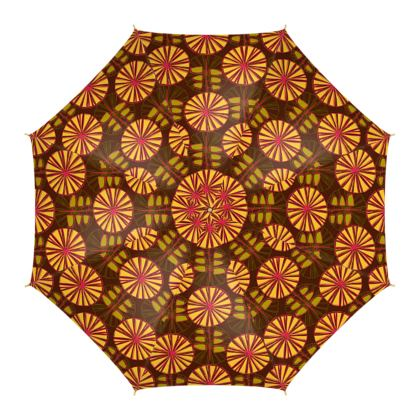 Freya Floral Umbrellas
