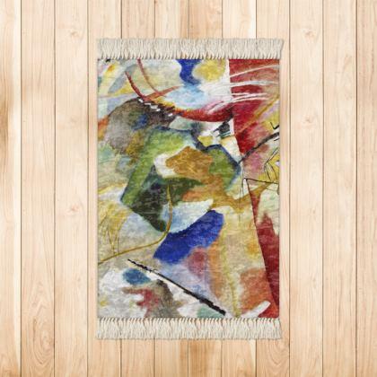 Floor Rug - Abstract Kandinsky