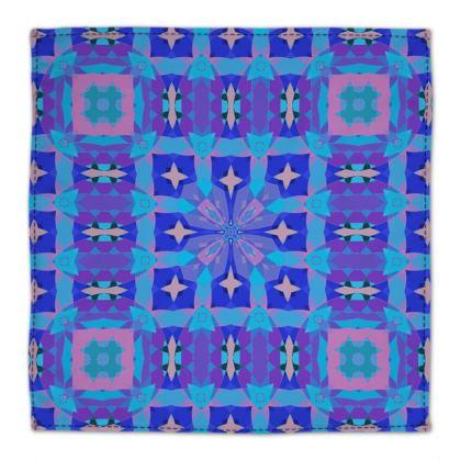 Blue and Purple Pattern
