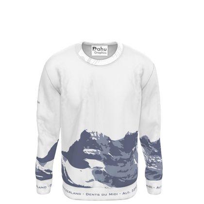 Sweatshirt - Dents du Midi