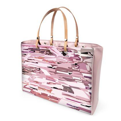 Mauve Multi Handbags