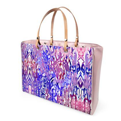 Abstract Jungle Handbags