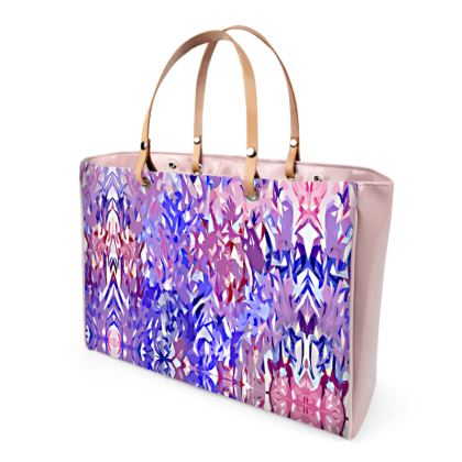 Abstract Jungle Handbags