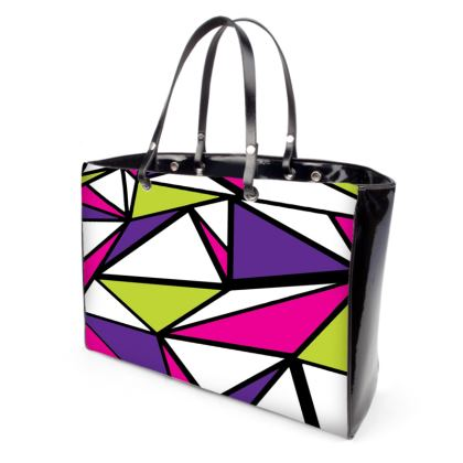 Triangular Handbag
