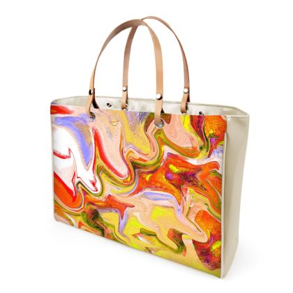 Wild Fire Handbag
