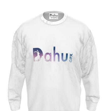 Sweatshirt - Dahu GPX Galaxy logo