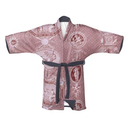 Traditional Silk Kimono  The Merchant of Love