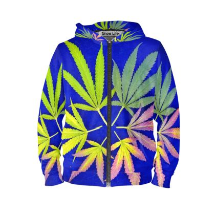 Cannabis in Color Hoodie