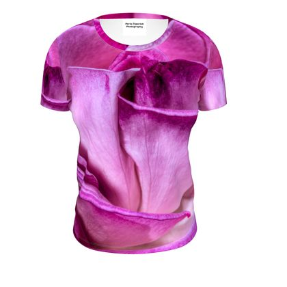 Not Just a Pink Rose  T Shirt