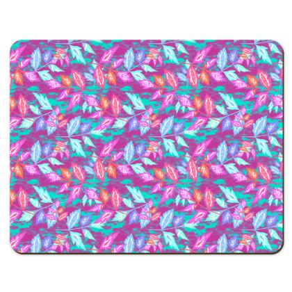 Placemats   Diamond Leaves   Harlequin