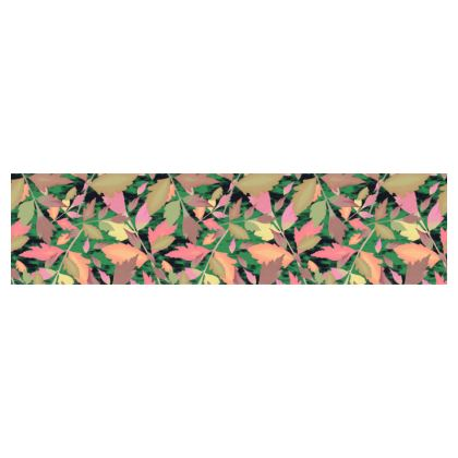 Cup and Saucer  Cathedral Leaves  Woodland