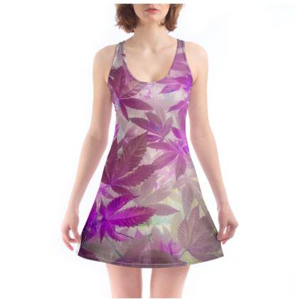 Pretty in Pink Net Dress