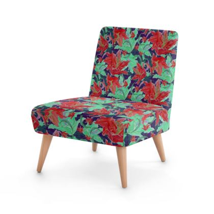 Occasional Chair  Lily Garden  Jubilant