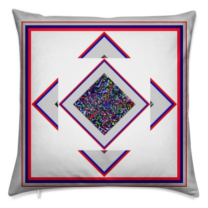 Elegante cuscino collezione gli astratti