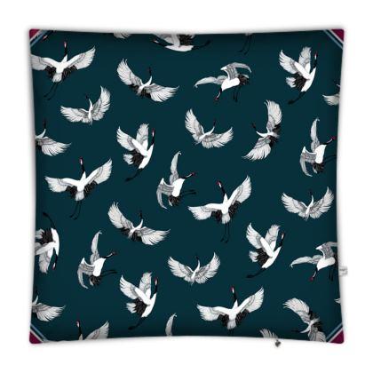 Birds Extralarge cushion