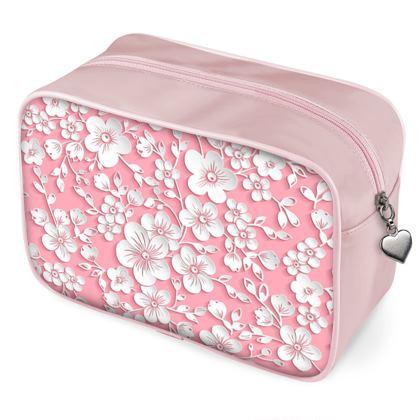 Sakura Blossom Wash Bag