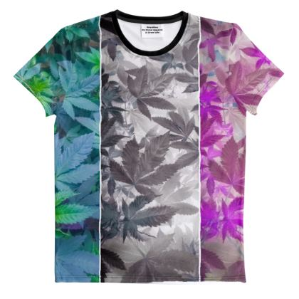 """Royalties"" Tricolor T-shirt"