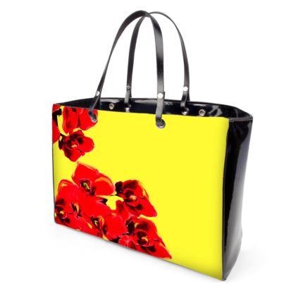 Sunshine Poppies Handbag