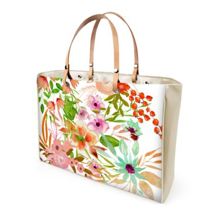 Sophia Floral Handbag