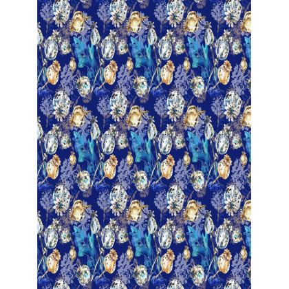 Blue Herbarium Tray