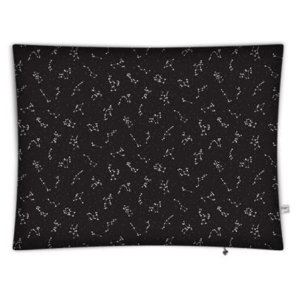 Constellation Print Floor Cushion