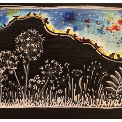 Magia - cushion