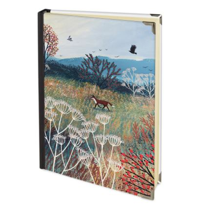 Across Autumn Meadow Journal