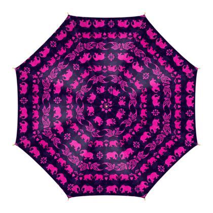 Exotic Animals Designer Umbrella