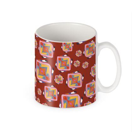 Kaffemugg Isabella II