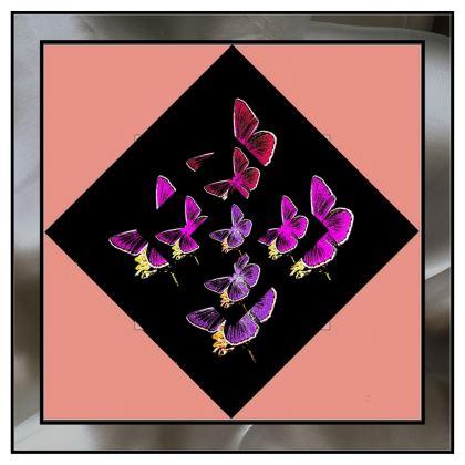 abito elegante linea farfalle