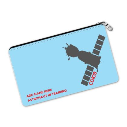 Astronaut in Training Back to School Pencil Case