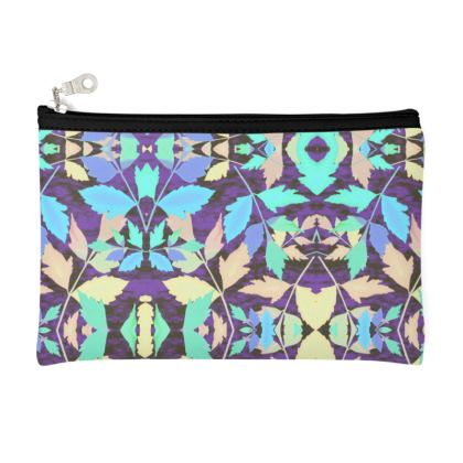 Pencil Case  Cathedral Leaves  Atlantis