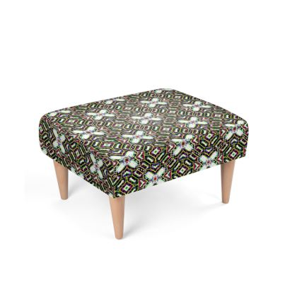 """Palmares"" Luxury Footstool"