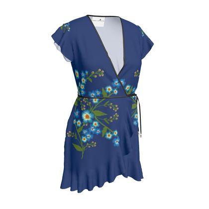 Tea Dress, Emmeline Anne Romantic Florals