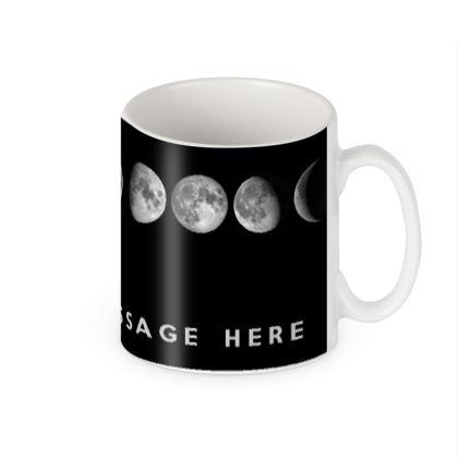 Lunar Phases Mug