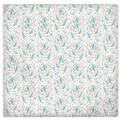 Fresh spring floral foliage - Duvet covers and pillow cases