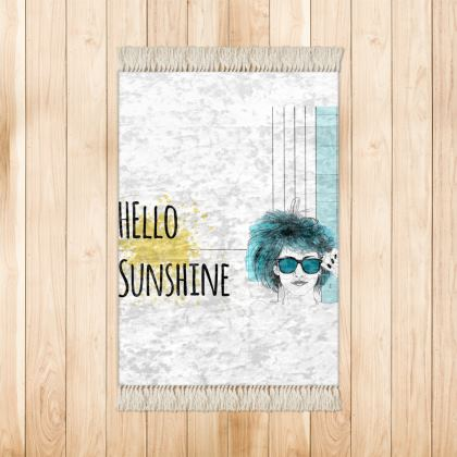 Rug - Hello Sunshine