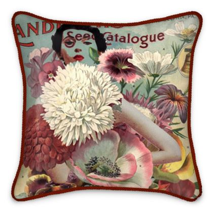 Elegance Silk Cushion
