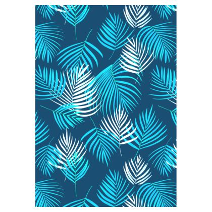 Beechwood x Canvas - Double Sling Chair - Tropical Night