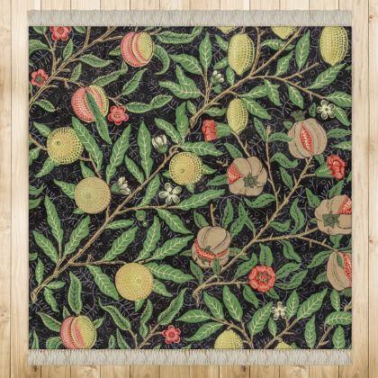 Medium Rug (128x128cm) - Fruit Pattern (1862) Remaster