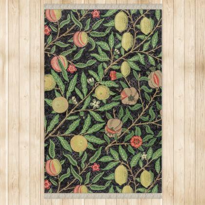 Large Rug (128x200cm) - Fruit Pattern (1862) Remaster