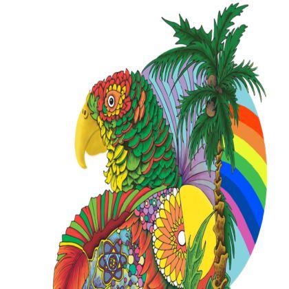 Parrot Tray