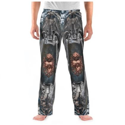Sacred Heart - Mens Pyjama Bottoms