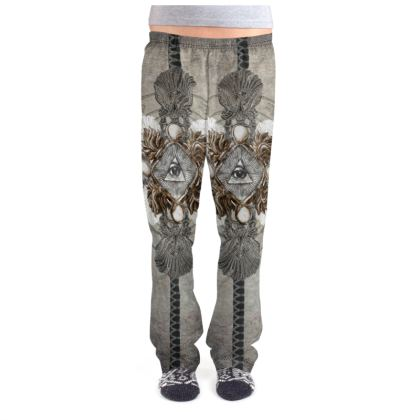 All Seeing Eye - Ladies Pyjama Bottoms