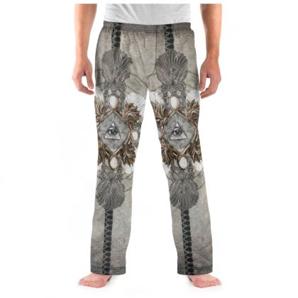 All Seeing Eye - Mens Pyjama Bottoms